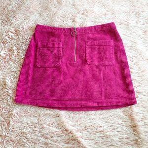✨ CR Pink Miniskirt
